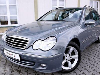used Mercedes 200 Klasa C W203Avantgarde/Półskóry/KamCofania/6 Biegów/Tempomat/Serwisowany/GWA