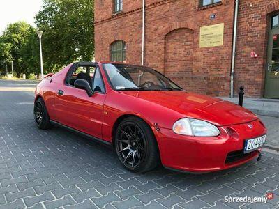 używany Honda CR-X del sol eg2 b16a2 160km y21 bardzo zdrowa seria !!