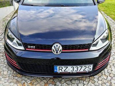 używany VW Golf VII GTI DSG 285km 450nm Powłoka ceramiczna