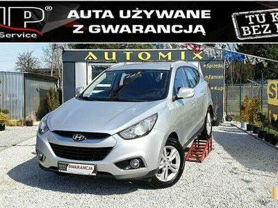 używany Hyundai ix35 4X4,Salon PL ,LPG,100%Oryginał, 2Xkoła, GWARANCJA, Zamiana