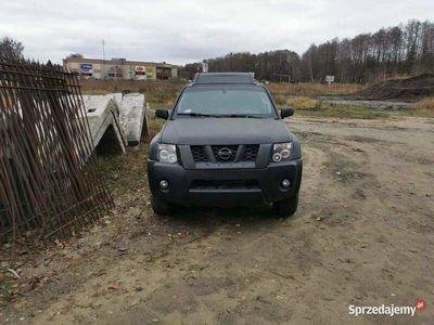 używany Nissan Navara (NIEDOKOŃCZONY PROJEKT)