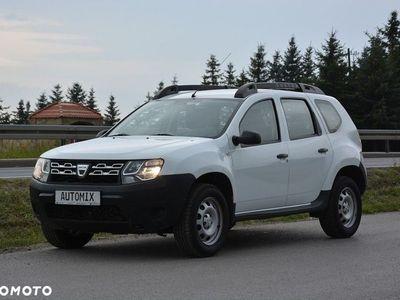 używany Dacia Duster I 1.6 16V Polski Salon 4x4 klimatyzacja gwarancja przebiegu patrz opi