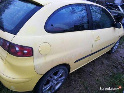 używany Seat Ibiza na części 2002r 1.9tdi 130km