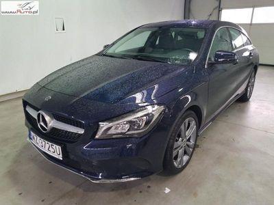 używany Mercedes CLA200 Inny 1.6dm3 115KM 2017r. 7 631km -BENZ CLA Shooting Brake