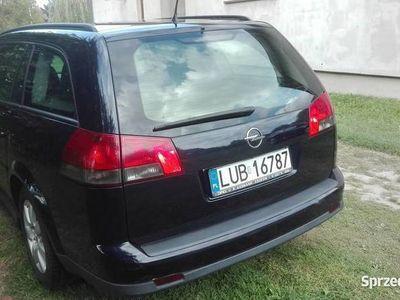 używany Opel Vectra C 1.9cdti 150KM Polift wersja comfort Salon Pl.