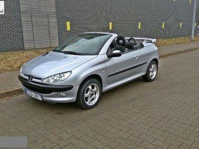używany Peugeot 206 CC 1,6 115 tys. km 1.5 1,6 115 tys. km