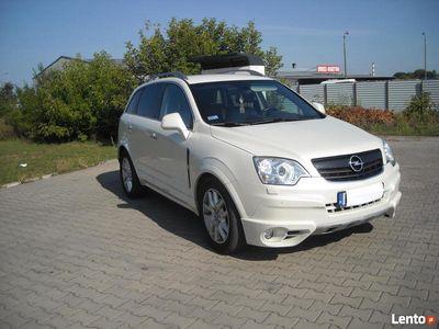 używany Opel Antara BIAŁA PERŁA AUTOMAT