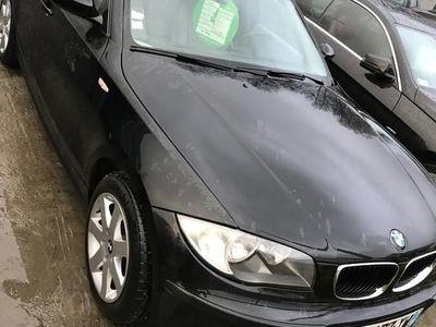 używany BMW 116 SERIA 1 d