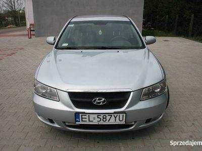 używany Hyundai Sonata 2.0 CRDI 2007r zamiana