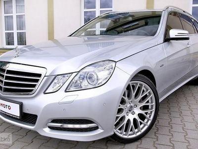 używany Mercedes 350 Klasa E W2123.0CDI 265KM/BiXenon/4Matic/ Ful Opcja/Serwisowany ASO/ GWARANCJ