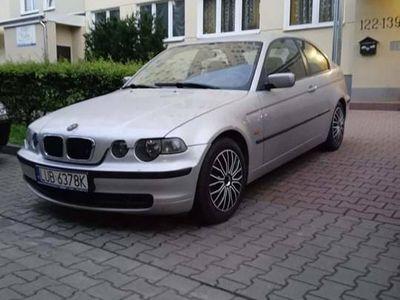 używany BMW 320 E46 d 150km