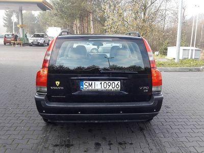 używany Volvo V70 2,4 D5 duże kombi