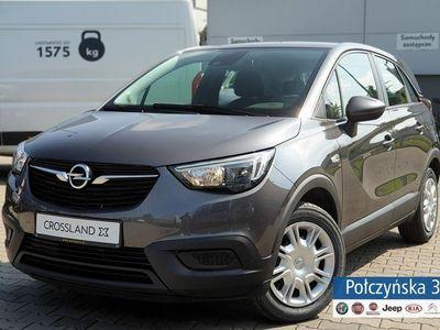 używany Opel Crossland X 1.2dm 110KM 2019r. 3 100km