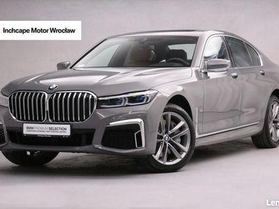 używany BMW 750 3dm 400KM 2019r. 8 500km