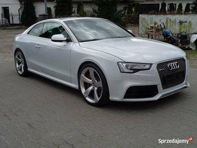 używany Audi RS5 Qatro 4.2 Automat 450 KM