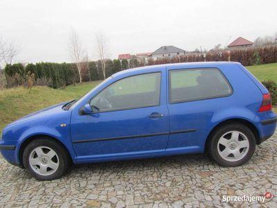 używany VW Golf IV - KLIMATRONIC ALUFELGI