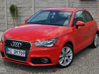 używany Audi A1 I (8X) 1.4 benzyna z Niemiec super wersja nawigacja serwisowana 11r Cz wa