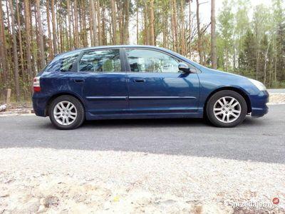 używany Honda Civic 1.7CTDi 100KM 2004
