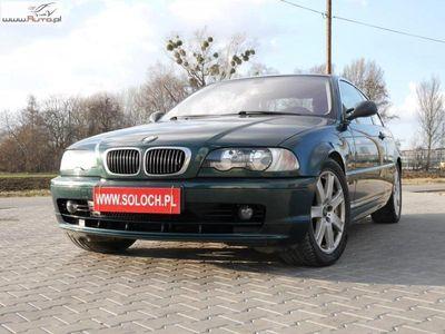 używany BMW 501 seria 3 2.2dm3 170KM 2001r.000km