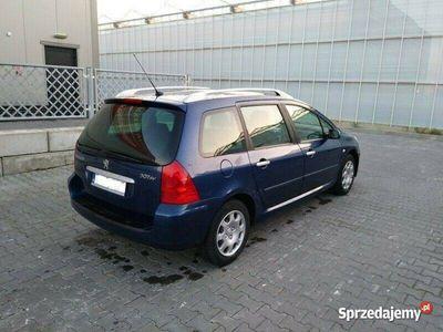 używany Peugeot 307 - Gaz / Benzyna