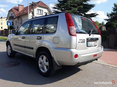 używany Nissan X-Trail 2.0 16V 2005r. 4x4