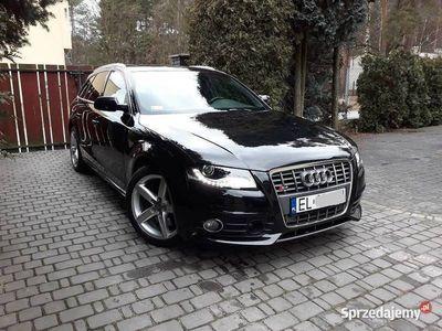 używany Audi S4 4.2 344 km benz+gaz Quattro