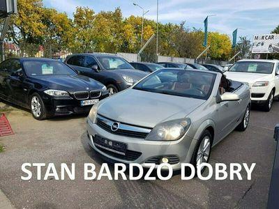 używany Opel Astra Cabriolet 1.8 Benzyna 140 KM, Cosmo, Skóra, Klimatyzacja, Alufelgi, FULL III (2004-2013)