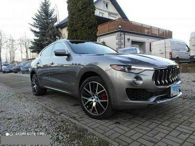 używany Maserati Levante 3dm 350KM 2018r. 18 600km
