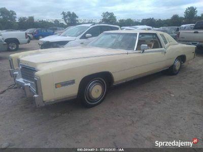 używany Cadillac Eldorado z 1978 roku! Import USA!