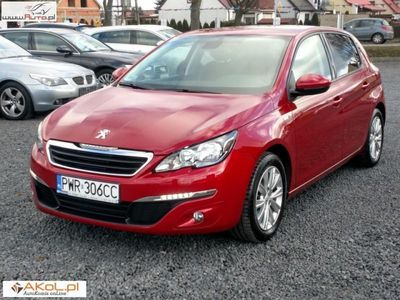used Peugeot 308 1.2dm3 130KM 2016r. 32 000km 1,2T 130PS Salon Polska 32 tys km