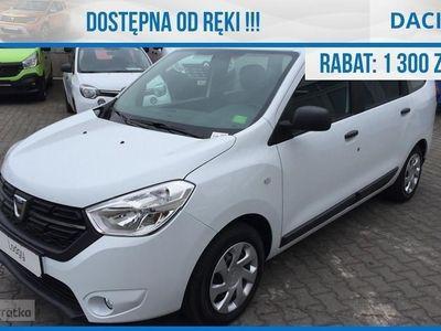 używany Dacia Lodgy OPEN 100Km 7 miejscowa !! Pakiet Komfort !! Okazja Extra Cena !!, Chorzów