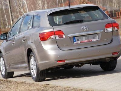 używany Toyota Avensis III 1WŁ ASO Salon PL FV23% Premium Nawi Biksenon