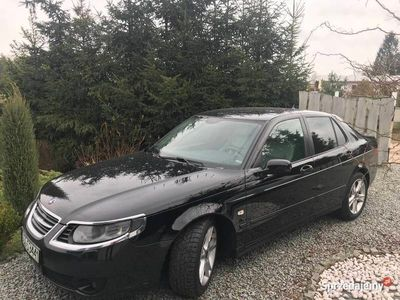 używany Saab 9-5 z polskiego salonu