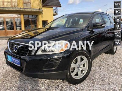 używany Volvo XC60 2.0dm3 163KM 2012r. 140 000km FL,Xenon,Navi,Serwis ASO,GWARANCJA