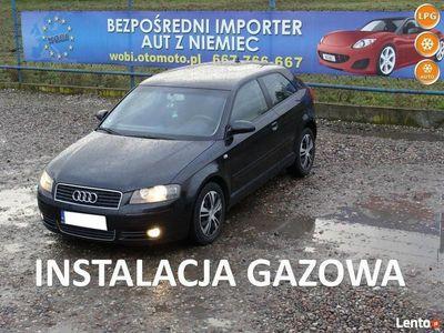 używany Audi A3 Gaz'Stag' ważny do:2028 r*W Polsce od dnia:2017r*