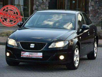 używany Seat Exeo 2.0TDi 143KM Manual 2009r. Polski SALON Climatronic I (2008-)