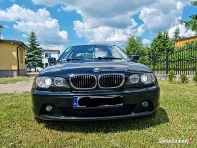używany BMW 320 E46 cd coupe 150km 2004r xenon !