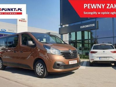 używany Renault Trafic III Grand Passenger Pack Clim 1.6 DCi 125[KM] *Polski salon *9os. *FV23%