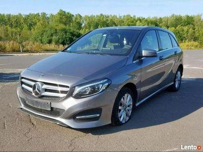 używany Mercedes B220 2.1dm 177KM 2017r. 76 375km