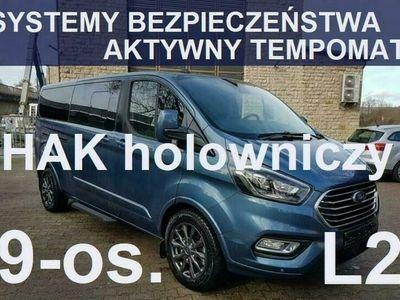 używany Ford Custom TourneoTitanium L2 Tourneo 185KM A8 Hak holowniczy Tempomat ParkAssist 1762zł