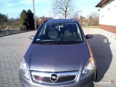 używany Opel Zafira 2006 1.9cdti 120km