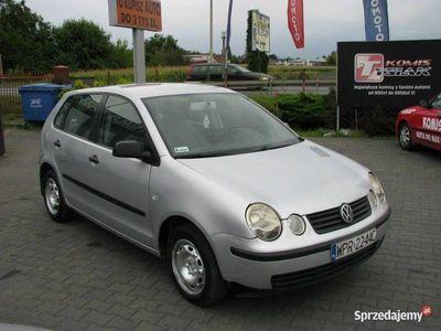 używany VW Polo 1.4dm 75KM 2002r. 263 000km