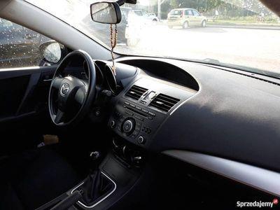 używany Mazda 3 2,0 benzyna, 2012 stan bardzo dobry