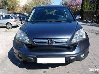 używany Honda CR-V III 2.0 VTEC Elegance, 4x4 I właściciel,bezwypadkowy