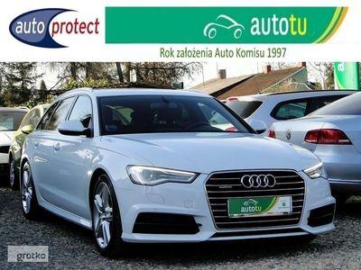 używany Audi A6 IV (C7) *2 x S-LNE*Quatro*Perfekcyjna*Potwierdzony Przebieg*2,0TDi*190KM*
