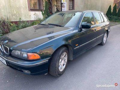 używany BMW 525 lpg całość na części opłaty do maja czytać opis