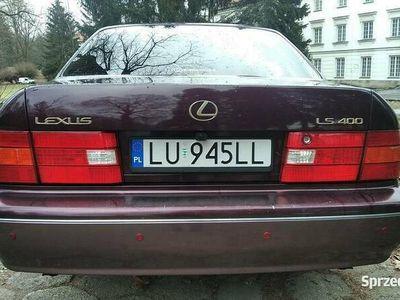 używany Lexus LS400 V8 '98