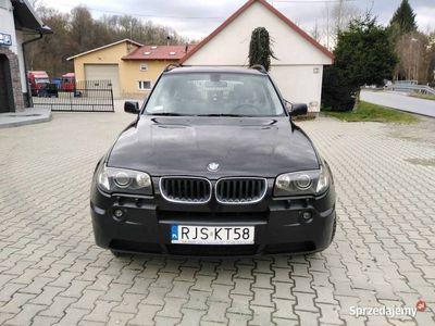używany BMW X3 2.0d e83 2006r