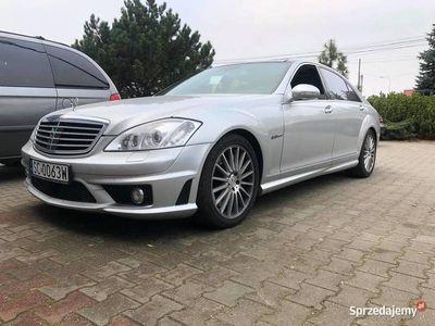 używany Mercedes S63 AMG AMG long premium