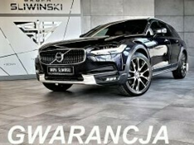 używany Volvo V90 CC HEAD WENTYL PANORAMA B&W LED FV